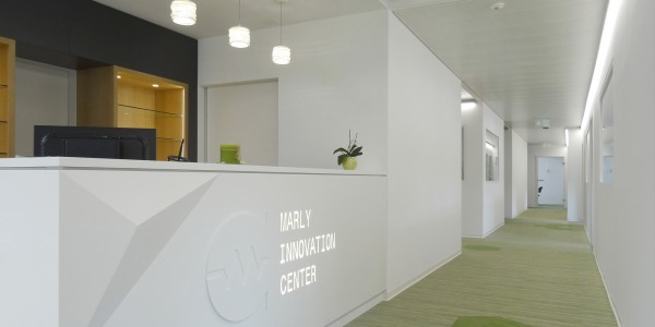 PLSWISS elige MARLY INNOVATION CENTER para establecerse