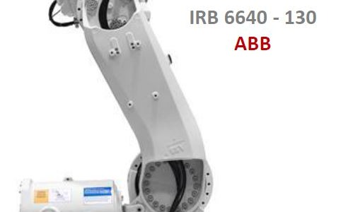 ABB IRB6640 robot - Buy a refurbished and guaranteed industrial robot